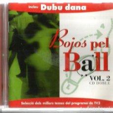 CD di Musica: DOBLE CD BOJOS PEL BALL VOL.2 ( EL PROGRAMA DE TV3) 48 CANÇONS . Lote 164968986