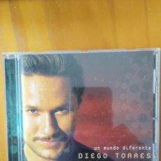 CDs de Música: CD DIEGO TORRES. EN UN MUNDO DIFERENTE. Lote 165057316