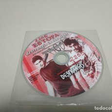 CD di Musica: 519- ESTOPA DESTRANGIS IN THE NIGHT CD SINGLE PROMOCIONAL . Lote 165058422
