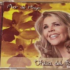 CDs de Música: OFELIA DEL ROSAL / FLOR DE MAYO / CANCIONERO DE OTILIO GALÍNDEZ / CD - VENEZUELA / 12 TEMAS / LUJO.. Lote 165110718