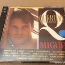 CDs de Música: MIGUEL BOSÉ. 2CDS EN UN LOTE. QUERIDO MIGUEL + BANDIDO. VER FOTO.. Lote 165126674