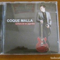 CDs de Música: COQUE MALLA - LA HORA DE LOS GIGANTES CD - COMO NUEVO.. Lote 165127138