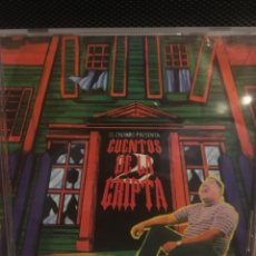 CDs de Música: EL CHOMBO-CUENTOS DE LA CRIPTA 2-1997-MUY MUY RARO. Lote 165130688