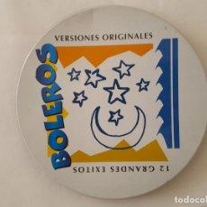 CDs de Música: CD / BOLEROS / 12 GRANDES EXITOS VERSIONES ORIGINALES / ALFA DELTA AD-03935 / 1996 / BUEN ESTADO. Lote 165131866