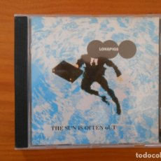 CDs de Música: CD LONGPIGS - THE SUN IS OFTEN OUT (AB). Lote 182091740