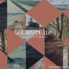 CDs de Música: LA SONRISA DE JULIA - EL VIAJE DEL SONÁMBULO - DIGIPAK. Lote 165209790