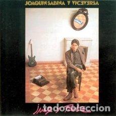 CDs de Música: JOAQUÍN SABINA Y VICEVERSA - JUEZ Y PARTE. Lote 165210902