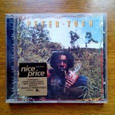 CDs de Música: PETER TOSH - LEGALIZE IT, COLUMBIA, 1999. AUSTRIA.. Lote 206550263