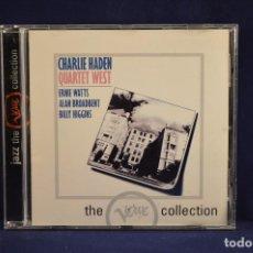 CDs de Música - the verve collection - CHARLIE HADEN - QUARTET WEST - cd - 165219322