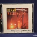 CDs de Música: THE VERVE COLLECTION - DINAH WASHINGTON - WHAT A DIFFERENCE A DAY MAKES - CD. Lote 165220418