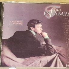 CDs de Música: CAETANO VELOSO / FINA ESTAMPA / CD - POLYGRAM-BRASIL-1994 / 15 TEMAS / LUJO.. Lote 165221238