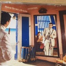 CDs de Música: HUÁSCAR BARRADAS Y MARACAIBO / ENCUENTROS / CD-11 TEMAS / LIBRETO-COMIC / BUENA CALIDAD.. Lote 165223034