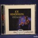 CDs de Música: THE VERVE COLLECTION - JOE HENDERSON – LUSH LIFE THE MUSIC OF BILLY STRAYHORN - CD. Lote 165224338