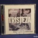 CDs de Música: THE VERVE COLLECTION - OSCAR PETERSON TRIO - TRISTEZA ON PIANO - CD. Lote 165224646