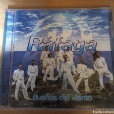 CDs de Música: RAFAGA - DUEÑOS DEL VIENTO. Lote 165225301