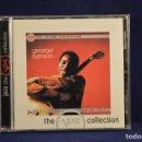 CDs de Música: THE VERVE COLLECTION - GEORGE BENSON - GEORGE BENSON - CD. Lote 165227870