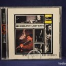 CDs de Música: THE VERVE COLLECTION - ERIC DOLPHY - LAST DATE - CD. Lote 165229030