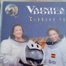 CDs de Música: VAINICA DOBLE. CARBONO 14. CD MERCURY 536 399-2. ESPAÑA 1997. ALEJANDRO SANZ. MIGUEL BOSÉ. CD MERC. Lote 165244346