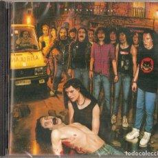 CDs de Música: LOS SUAVES CD SPANISH ROCK -BARRICADA-BARON ROJO-ÑU-OBUS-LEÑO-LEIZE-BURNING(COMPRA MINIMA 15 EUR). Lote 165260002