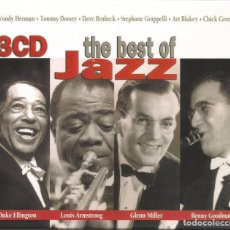 CDs de Música - THE BEST OF JAZZ / 3 CD'S - 165288030