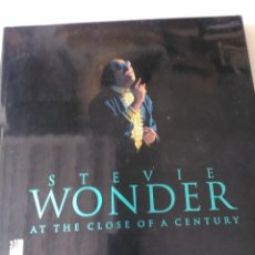 CDs de Música: STEVIE WONDER, AT CLOSE OF A CENTURY. Lote 165292138