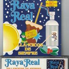 CDs de Música: RAYA REAL - VILLANCICOS DE SIEMPRE (CD, PASARELA 1994). Lote 165300738