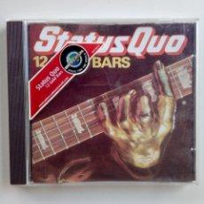 CDs de Música: STATUS QUO - 12 GOLD BARS, PHONOGRAM, 1980. GERMANY.. Lote 165332133