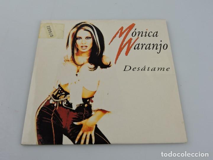 MONICA NARANJO -DESATAME SINGLE PROMO CD (Música - CD's Pop)