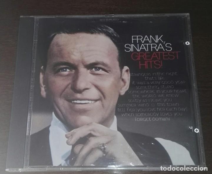 FRANK SINATRA´S GREATEST HITS (Música - CD's Melódica )