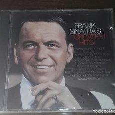 CDs de Música: FRANK SINATRA´S GREATEST HITS. Lote 165356270