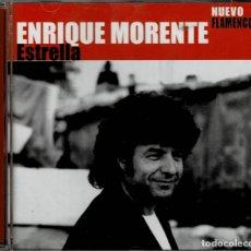 CDs de Música: ENRIQUE MORENTE - ESTRELLA / CD NUEVO FLAMENCO DE 2000 RF-1913 , PERFECTO ESTADO. Lote 165356582