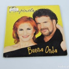 CDs de Música: PIMPINELA BUENA ONDA SINGLE CD. Lote 165377110
