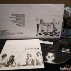 CDs de Música: FERMÍN MUGURUZA/ ZUBIZURIA/ IN-KOMUNIKAZIOA. Lote 165381442
