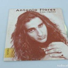 CDs de Música: ANTONIO FLORES UNA ESPINA SINGLE CARTON CD. Lote 165387954