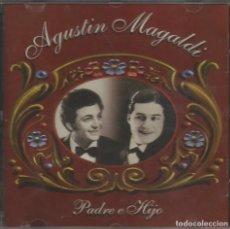CDs de Música: AGUSTIN MAGALDI PADRE E HIJO / CD (REF.45). Lote 165398765