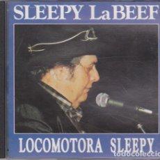 CDs de Música: SLEEPY LABEEF - LOCOMOTORA SLEEPY. Lote 165399298