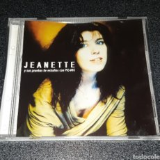 CDs de Música: JEANETTE. Lote 145266249