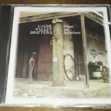CDs de Música: CACHE VALLEY DRIFTERS ECHOES AND REFLECTIONS. Lote 165437846
