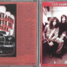 CDs de Música: LED ZEPPELIN: A LIVE ADVENTURE AT FILLMORE WEST. GRABADO EN DIRECTO EN EL FILLMORE WEST EN 1969. Lote 165441358