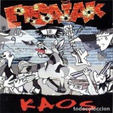 CDs de Música: ETSAIAK - KAOS. Lote 165448278