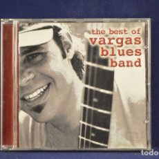 CDs de Música: VARGAS BLUES BAND ‎- THE BEST OF VARGAS BLUES BAND - CD. Lote 165448474