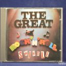 CDs de Música: SEX PISTOLS ‎- THE GREAT ROCK 'N' ROLL SWINDLE - CD. Lote 165448770