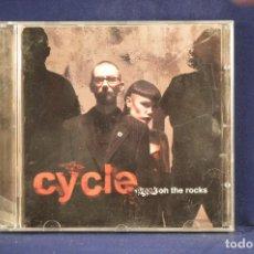 CDs de Música: CYCLE - WEAK ON THE ROCKS - CD. Lote 165451518