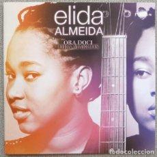 CDs de Música: ELIDA ALMEIDA ?– ORA DOCI ORA MARGOS SELLO: LUSAFRICA ?– 662982 AÑO 2015. Lote 165455614