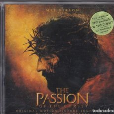 CDs de Música: THE PASSION OF THE CHRIST - JOHN DEBNEY - CD . Lote 165471082
