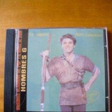 CDs de Música: HOMBRES G - LA CAGASTE BURT LANCASTER (CD). Lote 165479050