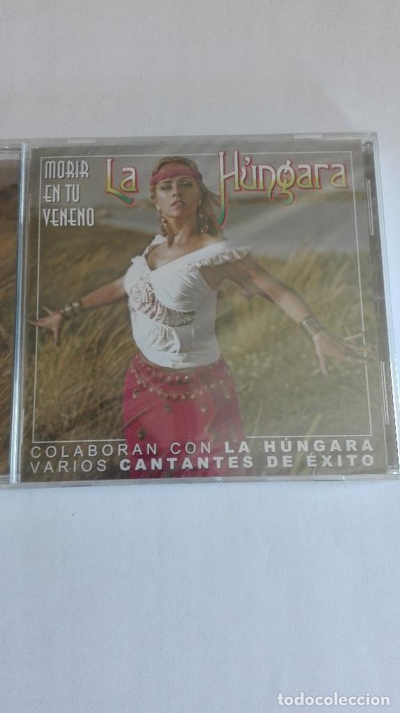 LA HUNGARA MORIR EN TU VENENO NUEVO PRECINTADO (Música - CD's Otros Estilos)