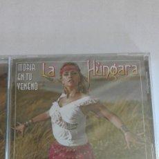 CDs de Música: LA HUNGARA MORIR EN TU VENENO NUEVO PRECINTADO. Lote 165487794