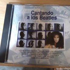 CDs de Musique: CANTANDO A LOS BEATLES. VARIOS ARTISTAS. Lote 165491153