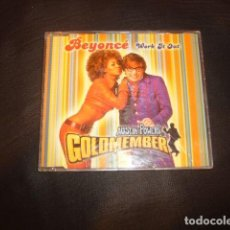 CDs de Música: CD SINGLE BEYONCE , WORK IT OUT , GOLDMEMBER. Lote 165504074